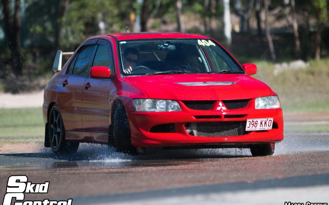Morning Skid Pan Mt Cotton – Brisbane – 27 July 2019 – Fully Booked