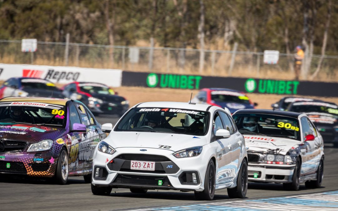 Queensland Raceway Track Training Afternoon – 31 October 2019