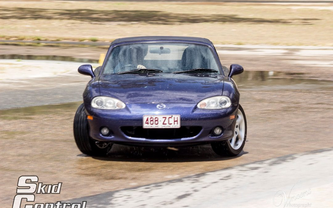 Afternoon Skid Pan Mt Cotton – Brisbane – 25 January 2020
