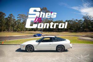 She's In Control - Morning Skid Pan Mt Cotton - 20 November 2021 @ Mount Cotton Driver Training Centre   Cornubia   Queensland   Australia